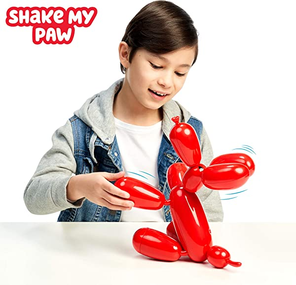 Squeakee the Balloon Dog interactive pet toy for kids