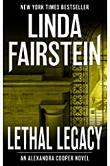 Lethal Legacy (Alexandra Cooper Book 11) Kindle Edition