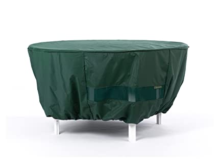 f2c7ffbfc1b Image Unavailable. Image not available for. Color  CoverMates – Outdoor  Patio Round Dining Table Cover ...