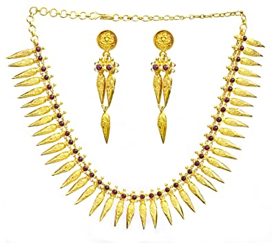 jewellery necklace can broad for design used casamento marriage long haram on chain brides indian traditional stunning pinterest south best kollamsupreme it images