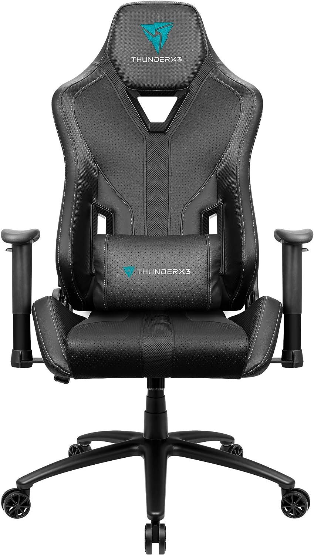 ThunderX3 YC3, Silla Gaming Ergonómica, Tecnología AIR,Respaldo ...