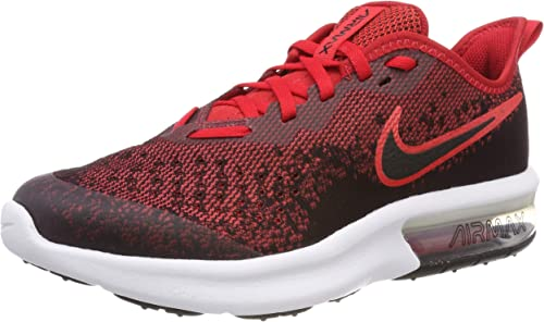 Nike Air Max Sequent 4 (GS), Chaussures de Fitness Femme