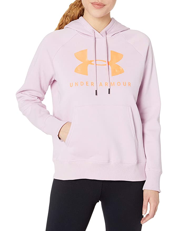 Under Armour Good Europe Hoodie Felpa Donna