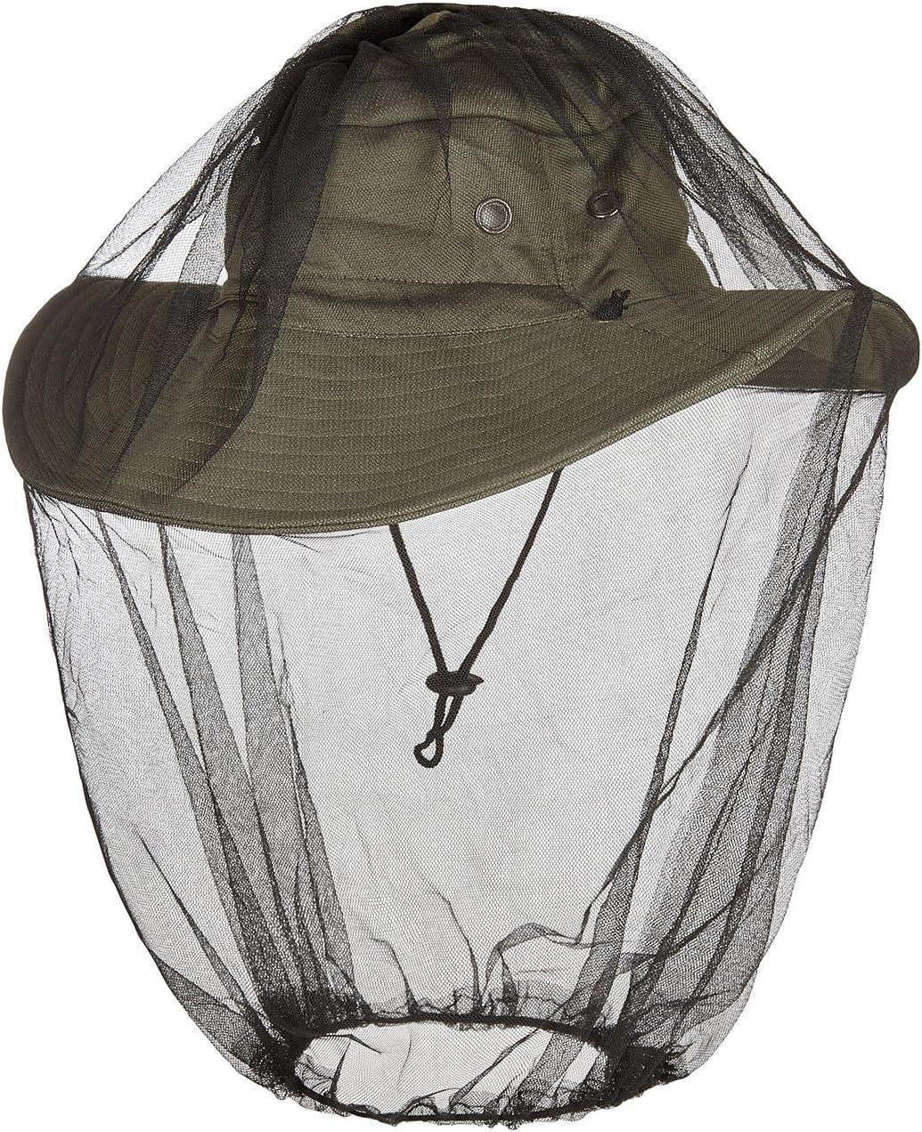 noorsk Safari Cappello con Protezione Collo