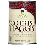 Stahly Traditional Scottish Haggis 15oz, (Pack of 2)