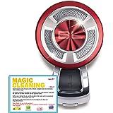 車用パワーハンドルノブ -レッド カー用品アクセサリー インテリア 簡単なインストール - BLACK LABEL Platinum Power Handle