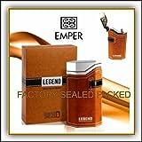 Emper Eau de Toilette Men Legend Brown 100 ml