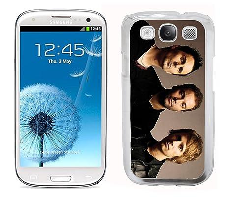 Music Monkeys - Carcasa rígida para Samsung Galaxy S3 (I9300 ...