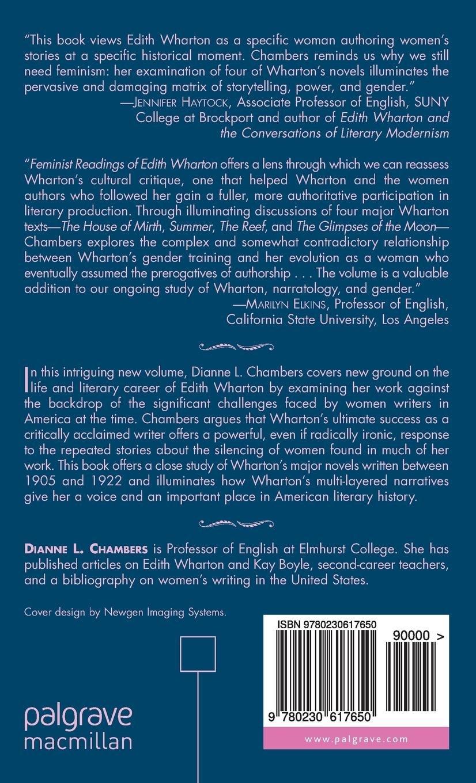 Feminist Readings of Edith Wharton: From Silence to Speech