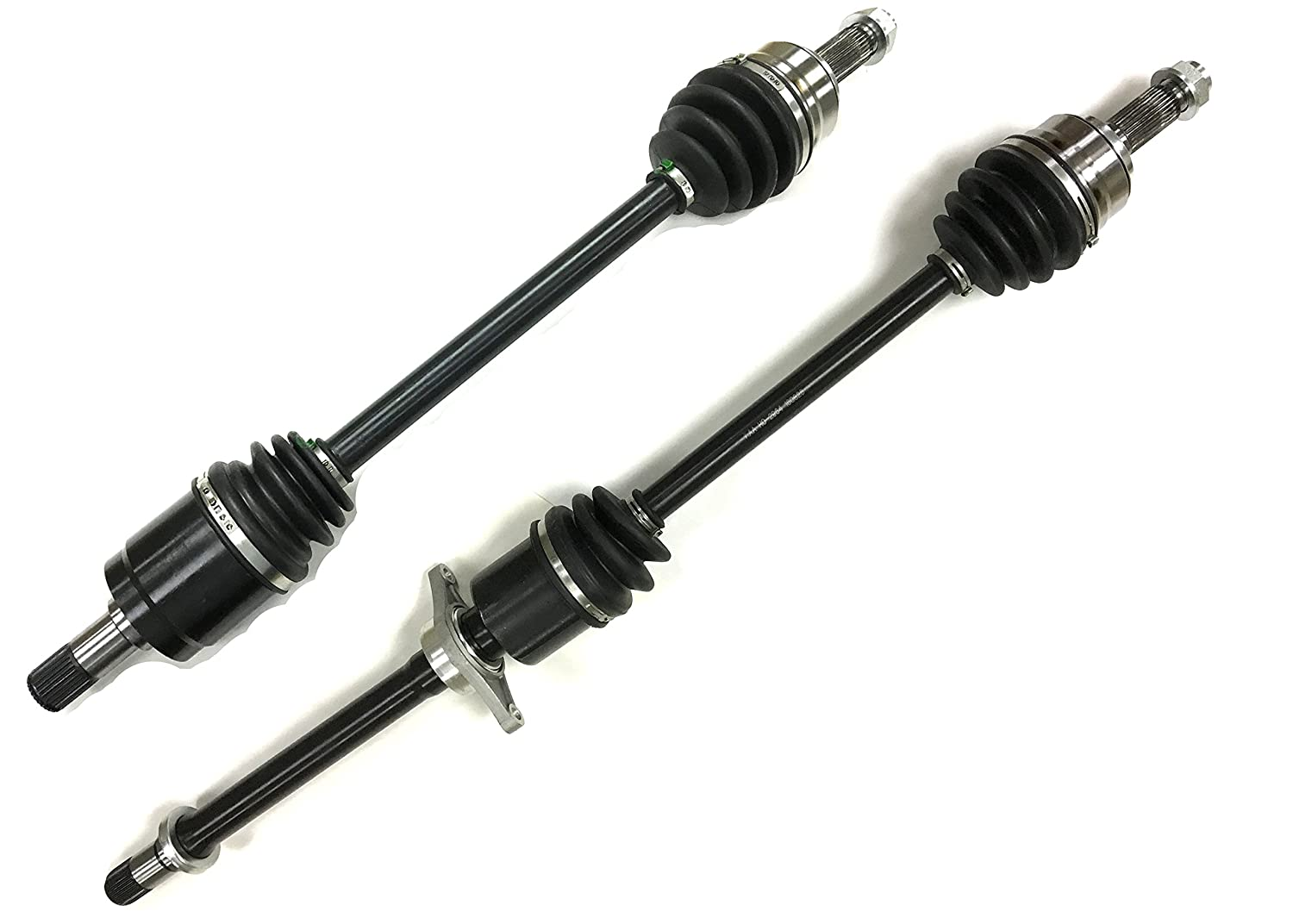 DTA DT1296129621 Front Driver and Passenger Side Premium CV Axles Will NOT fit Touring Model EX Fits 2011-2013 Honda Odyssey LX Pair or EXL Models Only New Drive Axle Assemblies - 2 pcs