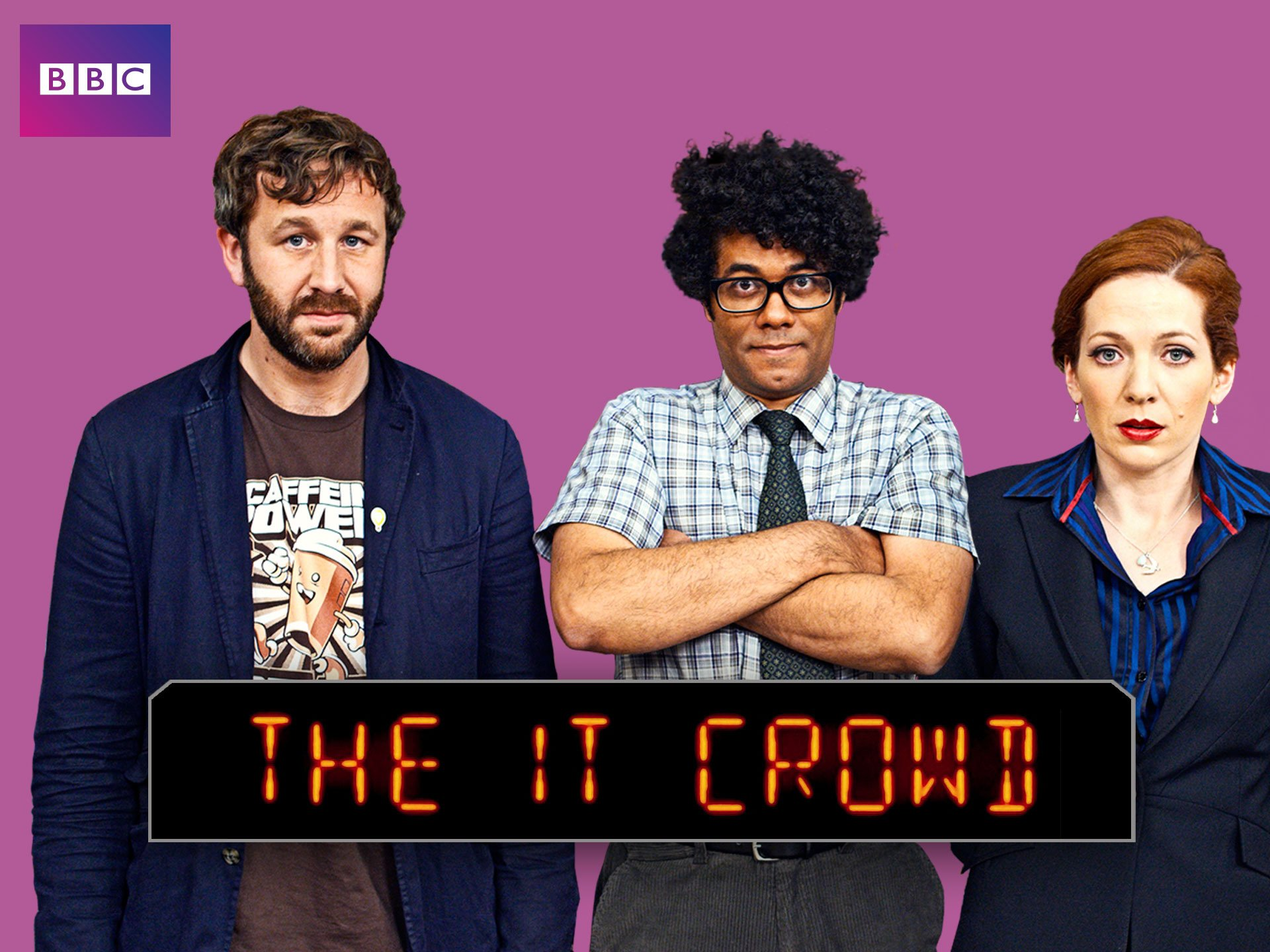 Amazon.com: Watch The IT Crowd Season 5 | Prime Video