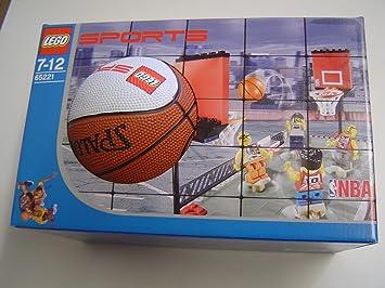 LEGO 65221 Sports - Juego de Baloncesto Callejero (Incluye ...