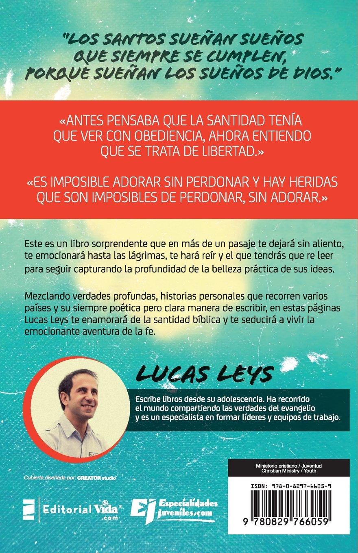 Diferente: La emocionante aventura de la santidad Especialidades Juveniles: Amazon.es: Lucas Leys: Libros