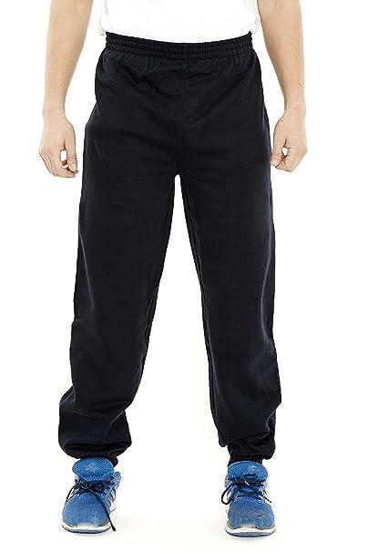 928ae4764baa Amazon.com  Men s Sweat Pants - Soft Fleece Comfort Jogger ...