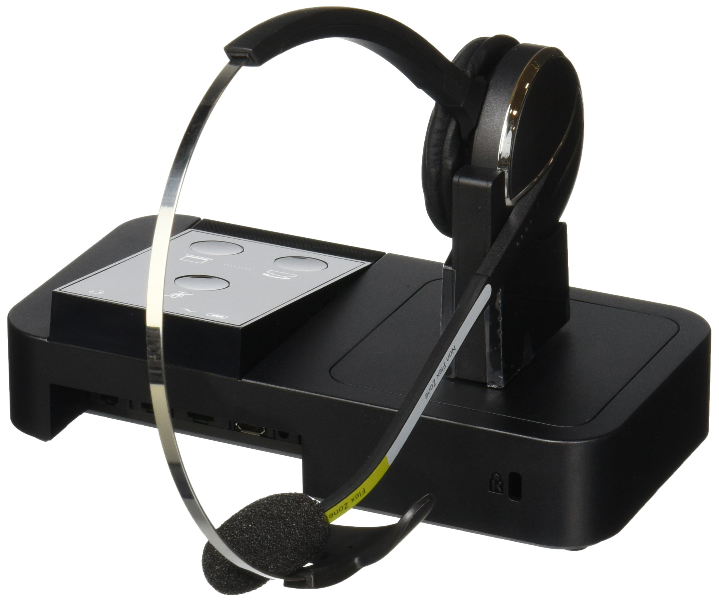 Jabra PRO 9450 Mono Flex-Boom Wireless Headset for Deskphone & Softphone by Jabra (Image #2)