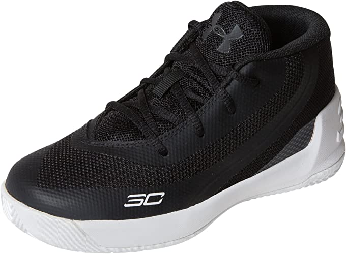 Curry 3 Basketball Shoes Black