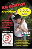 Krav Maga 3 DVD Set for those that have no time to waste. (Beginner/Advanced)