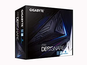 GIGABYTE Z390 DESIGNARE Gigabyte (Intel LGA1151/Z390/ATX/2xM.2/Thunderbolt 3/Onboard AC Wifi/12+1 Phases Digital Vrm/Motherboard)
