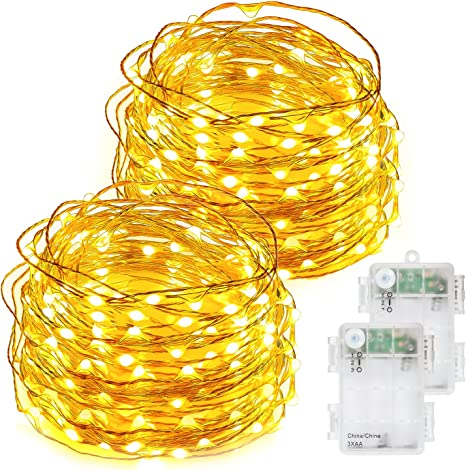 Fairy String Light Lamps ▪ Party • Tree Hanging Decors. Details about  /2M LED