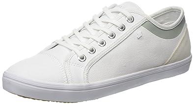 Boxfresh Elwith, Baskets Homme, Blanc (White WHT), 46 EU