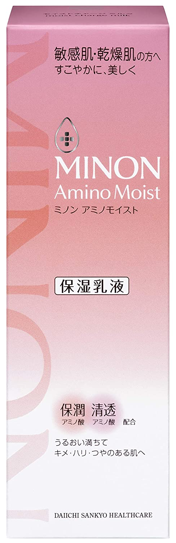 Minon Amino Moist charge Milk [moisturizing emulsion] 100g