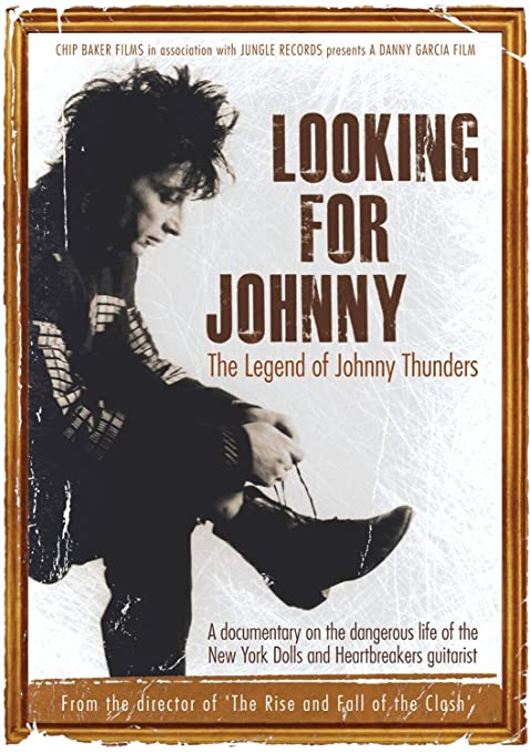 787e25d3299 Amazon.com: Looking For Johnny: The Legend Of Johnny Thunders: Sylvain  Sylvain, Walter Lure, Lenny, and many others: Movies & TV