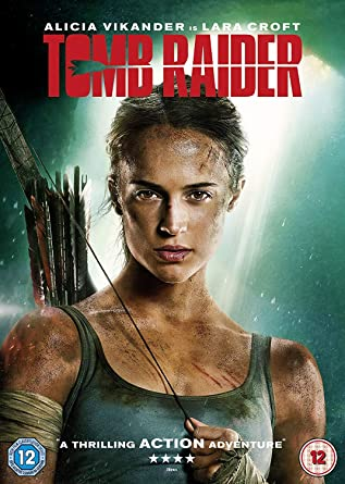 Image result for tomb raider movie