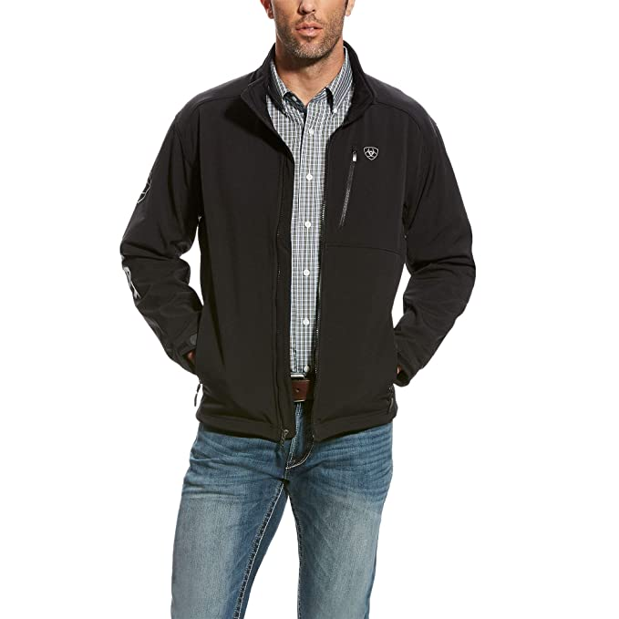 Amazon.com: ARIAT Logo 2.0 Softshell Jacket: Clothing