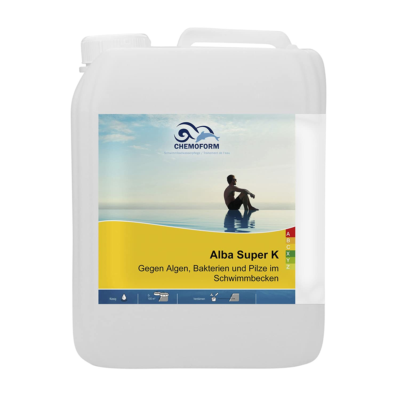 5 Liter Chemoform Alba Super K Algenex JET