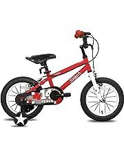 f545d1b5c63 STITCH Kids Bike for 3-6 Years Girls & Boys, 14 & 16 Inch