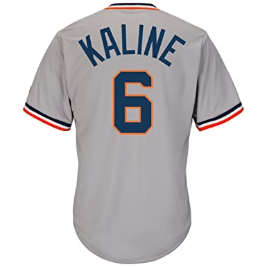 6480b05a8f1 Image Unavailable. Image not available for. Color  Majestic Detroit Tigers  Al Kaline MLB Men s Cooperstown Jersey Large