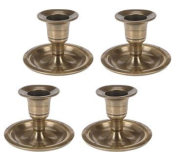Kerzenhalter, Metall Gold Kerzenhalter Für Kegel Kerzen Eisen Dünne Metall  Moderne Tisch Dekorative Herzstück Elegante Hochzeit ...