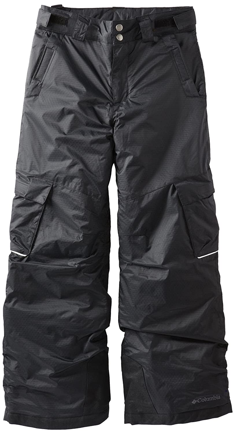 Columbia Big Boys' Glacier Slope II Pant Black X-Large SB8404
