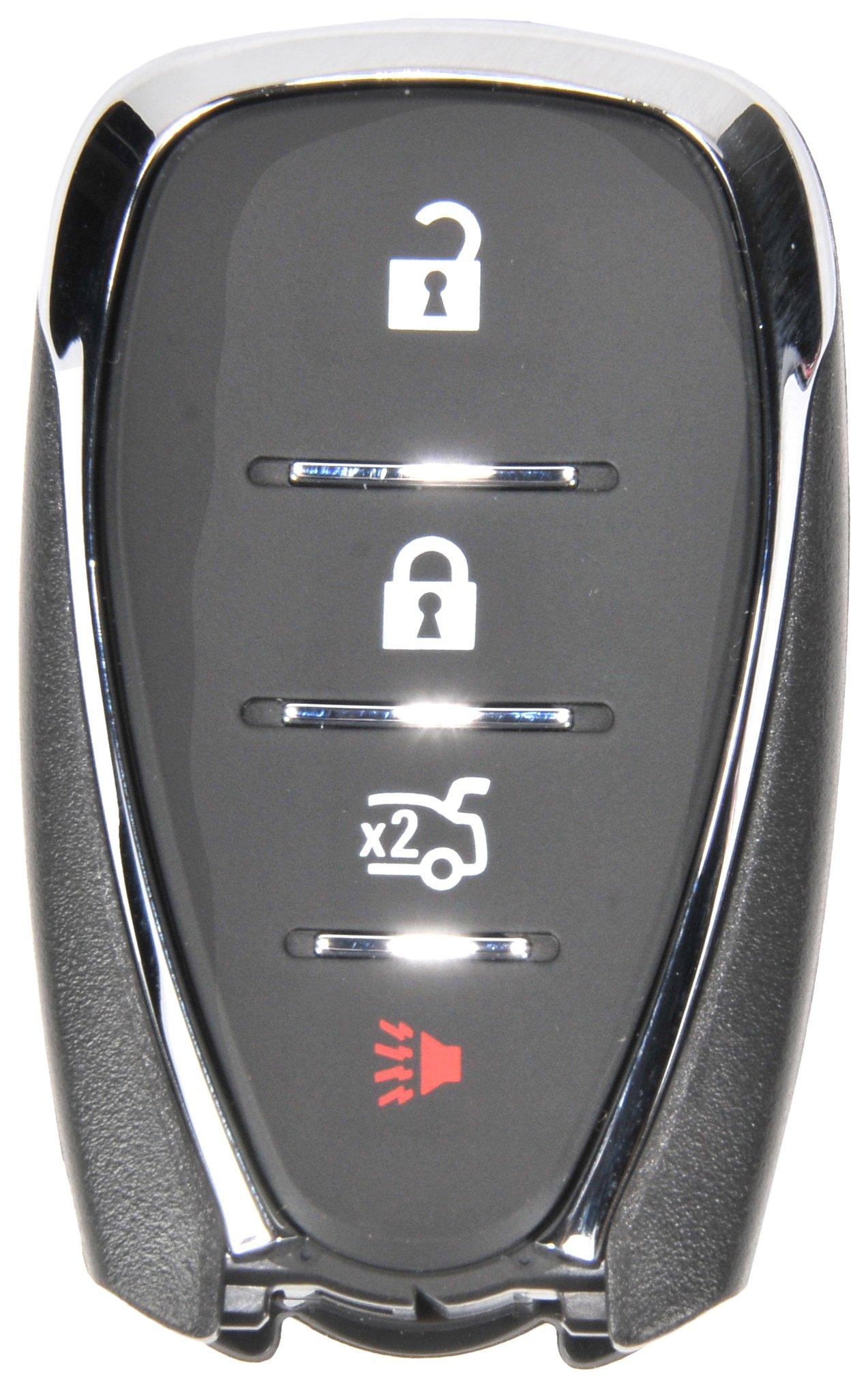 ACDelco 13508771 GM Original Equipment Keyless Entry Remote Key Fob