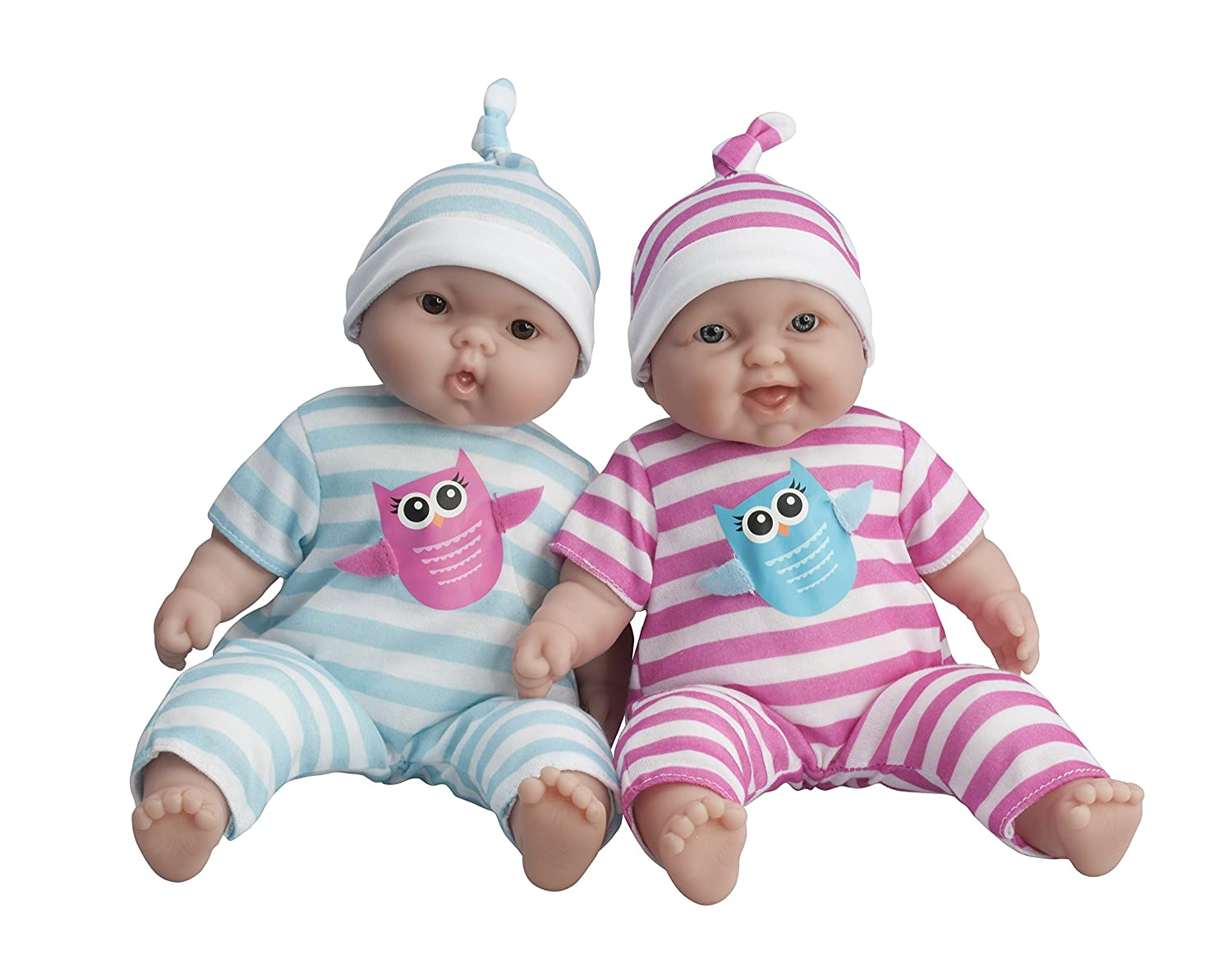 Cuddle Babies Dolls Soft Body Doll Twins Cute Baby Dolls Blue Eyes