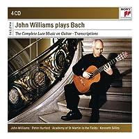 John Williams Plays Bach