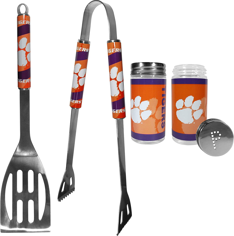 Siskiyou NCAA Fan Shop 2pc BBQ Set with Season Shaker