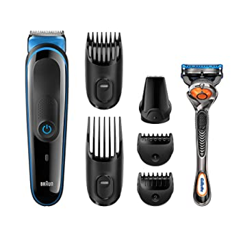 Amazon.com  Braun Multi Grooming Kit MGK3045 7-in-1 Precision ... 97129cb4a98