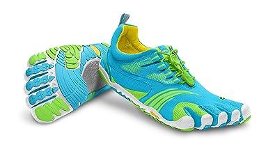 Vibram FiveFingers Women s KMD Sport LS Blue Green Sneaker 40 (US Women s  ... d105a2b2d