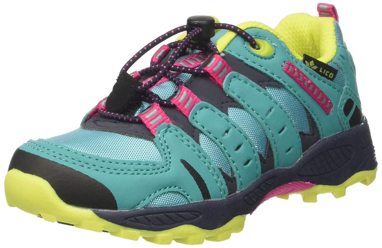 GEKA Fremont, Zapatos de Low Rise Senderismo para Niñas 420084