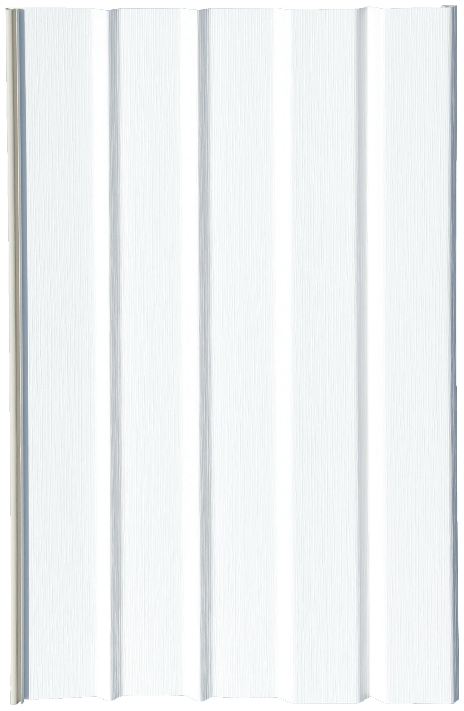 Mobile Home Skirting Vinyl Underpinning Panel WHITE 16'' W x 46'' L (Box of 8) by Mobile Home Parts