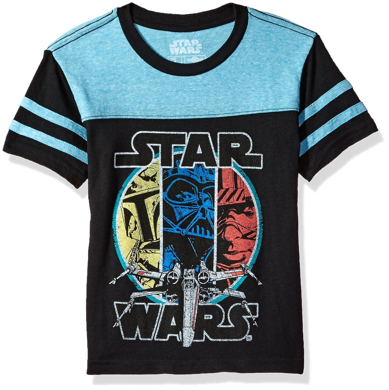 d637af6e6051 Amazon.com  Star Wars Boys Darth Vader T-Shirt  Clothing