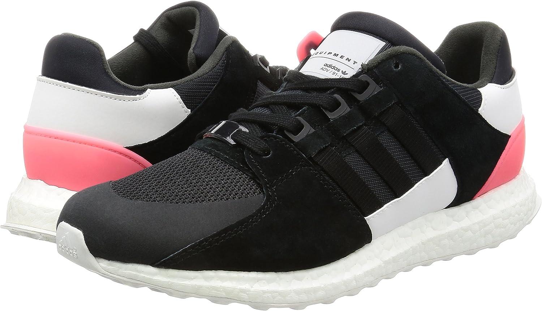 Millas suspensión Elástico  Zapatos de Mujer ADIDAS Equipment Support Ultra en Tejido Negro con Arcos  Blanco y Rosa BB1237: Amazon.es: Zapatos y complementos