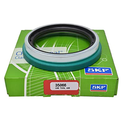 SKF 35066 Front Wheel Seal: Automotive
