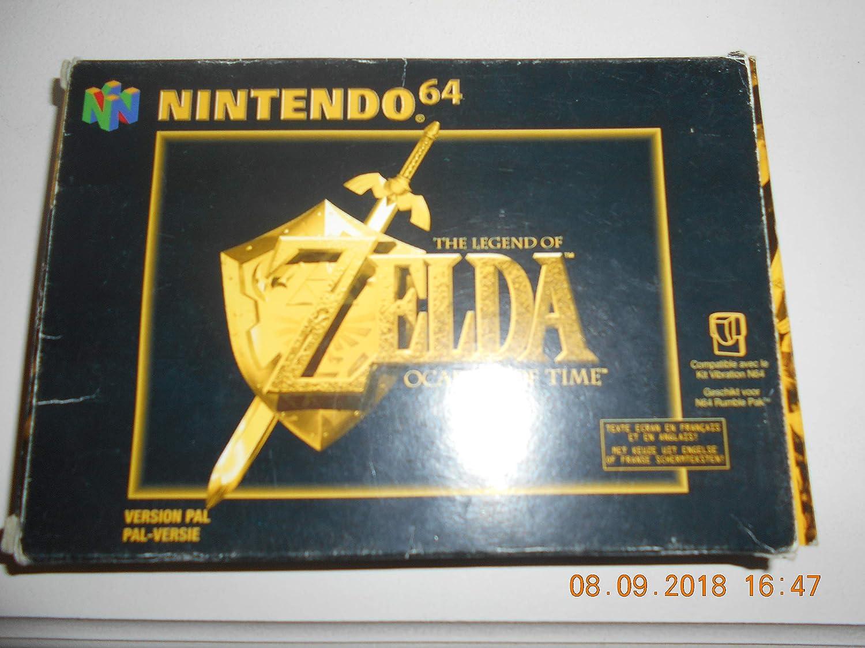 The Legend of Zelda: Ocarina of Time by Nintendo: Amazon.es ...