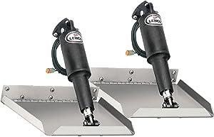 LENCO MARINE 15016-101 Edge Mount Trim Tab Kit Without Switch - 12
