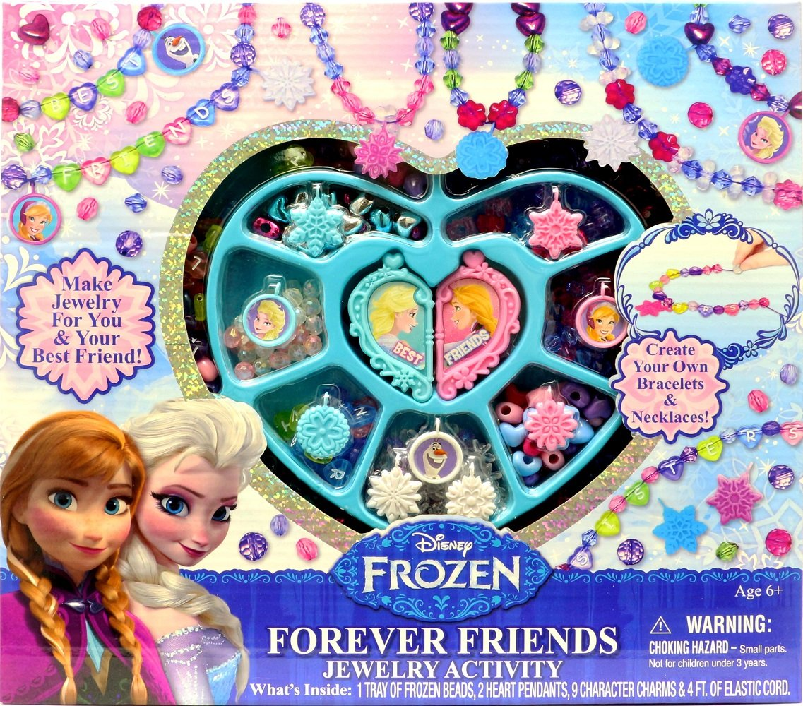 Disney Frozen Forever Friends Jewelry Activity Playset by Tara Toys