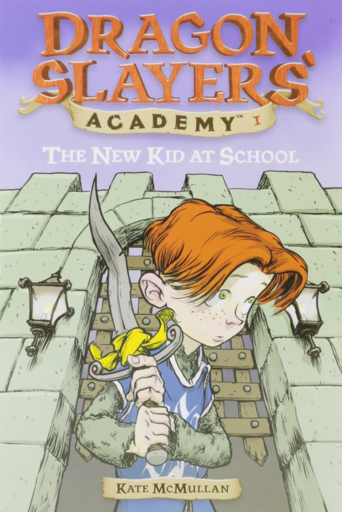 New School Dragon Slayers Academy product image