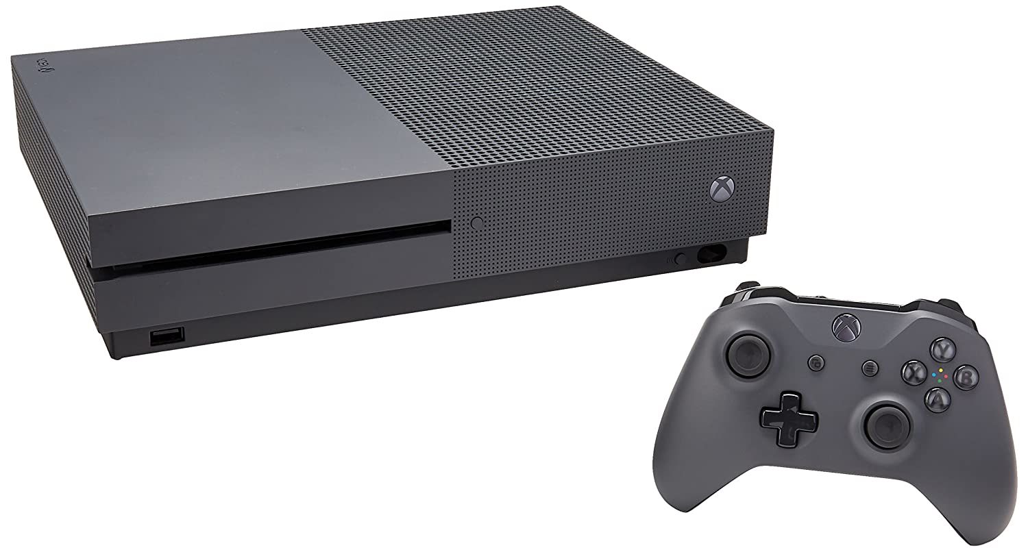 Amazon Com Xbox One S 500gb Special Edition Console Battlefield 1 Bundle Discontinued Video Games