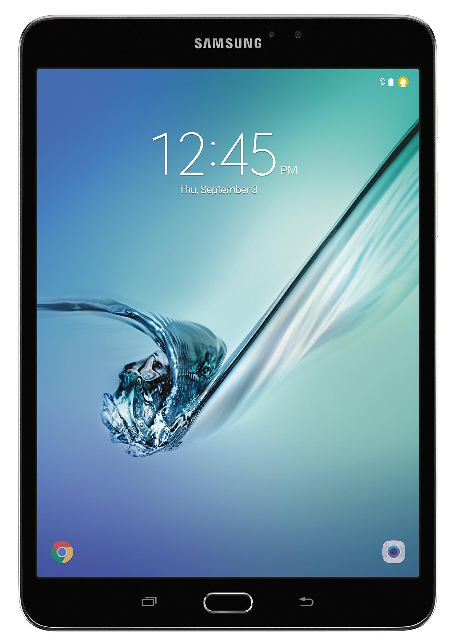 Samsung Galaxy Tab S2 8''; 32 GB Wifi Tablet (Black) SM-T713NZKEXAR